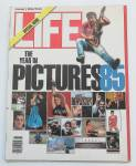 Life Magazine January 1986 Year In Pictures 1985