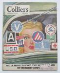 Click here to enlarge image and see more about item 24284: Collier's Magazine November 28, 1942 Herbert Hoover