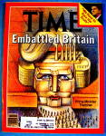 Click to view larger image of Time Magazine-February 16, 1981-Embattled Britain (Image1)