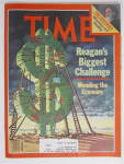 Click to view larger image of Time Magazine-January 19, 1981-Reagan's Challenge (Image1)