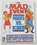 Mad Magazine Spring 1989 Parents Vs. Kids