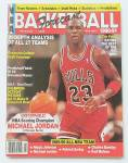 Click here to enlarge image and see more about item 24405: Basketball Forecast Magazine 1990-1991 Michael Jordan