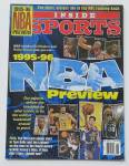 Inside Sports November 1995-1996 NBA Preview
