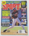 Sport Magazine April 1995 Baseball's Future: Michael