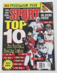 Sport Magazine October 1995 Top 10 Passing Combos