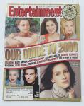 Entertainment January 21-28, 2000 Guide To 2000