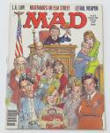 Mad Magazine October 1987 #274 L. A. Law