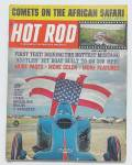 Click to view larger image of Hot Rod Magazine Sept 1964 Comets On African Safari (Image1)