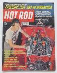 Hot Rod Magazine December 1966 383 V8 Barracuda