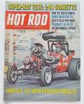 Click to view larger image of Hot Rod Magazine April 1969 L-88 Corvette (Image1)