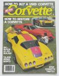 Click here to enlarge image and see more about item 24560: Corvette Magazine 1980 How To Restore A Corvette