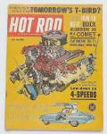 Hot Rod Magazine July 1962 Tomorrow's T-Bird