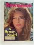 Newsweek Magazine-July 11, 1977-Jacqueline Bisset