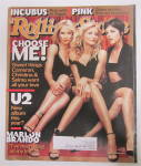 Rolling Stone Magazine April 25, 2002 Cameron/Christina