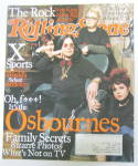 Click to view larger image of Rolling Stone Magazine May 9, 2002 Osbourne Family (Image2)