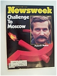 Newsweek Magazine - December  8,  1980