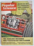 Click to view larger image of Popular Science Magazine June 1966 Fabulous Machines  (Image2)