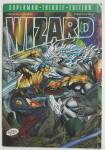 Click to view larger image of Wizard Superman Comic 1992 Tribute First Edition  (Image2)