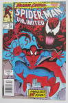Click to view larger image of Spider Man Unlimited Comic May 1993 Carnage Rising  (Image2)