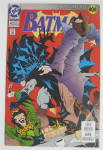 Click here to enlarge image and see more about item 24839: Batman Comic May 1993 Promo DC Comic # 492