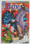 Click to view larger image of Batman Comic May 1993 Promo DC Comic # 492  (Image2)