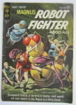 Click to view larger image of Magnus Robot Fighter Comic May 1964 Talpa  (Image2)