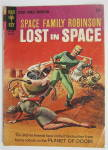 Click here to enlarge image and see more about item 24842: Lost In Space Comic December 1966 Planet Of Doom