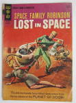 Click to view larger image of Lost In Space Comic December 1966 Planet Of Doom (Image2)