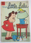 Click to view larger image of Marge's Little Lulu Comic March 1955 Tubby Sitter (Image2)