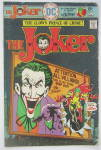 Click here to enlarge image and see more about item 24857: The Joker October 1975 The Clown Prince Of Crime