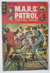 Click here to enlarge image and see more about item 24858: M.A.R.S. Patrol Comic May 1969 Total War