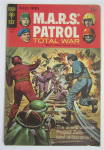 Click to view larger image of M.A.R.S. Patrol Comic May 1969 Total War (Image2)