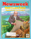 Newsweek Magazine - June 29, 1981 - James Watt