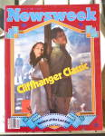 Newsweek Magazine-June 15, 1981-Cliffhangers