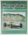 Click here to enlarge image and see more about item 24971: Motor Sport Magazine February 1965 Pure Genius