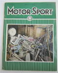 Click here to enlarge image and see more about item 24973: Motor Sport Magazine April 1965 B.R.M. F.I. Engine