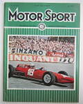 Click here to enlarge image and see more about item 24976: Motor Sport Magazine July 1965 World Champion