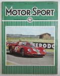 Click here to enlarge image and see more about item 24977: Motor Sport Magazine August 1965 N.A.R.T. Again