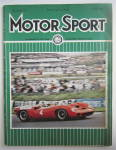 Click here to enlarge image and see more about item 24979: Motor Sport Magazine October 1965 Winning Trend