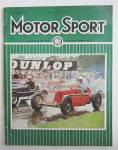 Click here to enlarge image and see more about item 24996: Motor Sport Magazine August 1966 Cars Racing Oulton