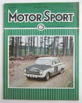 Click here to enlarge image and see more about item 24999: Motor Sport Magazine January 1967 Ford Swedish Driver