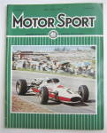 Click here to enlarge image and see more about item 25000: Motor Sport Magazine February 1967 John Surtees