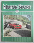Click here to enlarge image and see more about item 25012: Motor Sport Magazine June 1968 Alfa Romeo 33