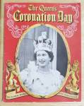 Click here to enlarge image and see more about item 25051: 1953 The Queen's Coronation Day Pictorial Record