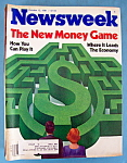 Newsweek Magazine - October 12, 1981 - New Money Game