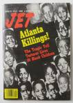 Click to view larger image of Jet Magazine March 26, 1981 Atlanta Killings  (Image1)