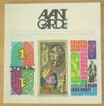 Avant Garde Magazine May 1968 Dollar Bill Designs