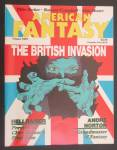 Click to view larger image of American Fantasy Magazine Winter 1987 British Invasion (Image2)