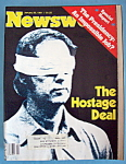 Newsweek Magazine - January 26, 1981 - Hostage Deal