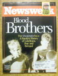 Newsweek Magazine-April 22, 1996-Ted Kaczynski